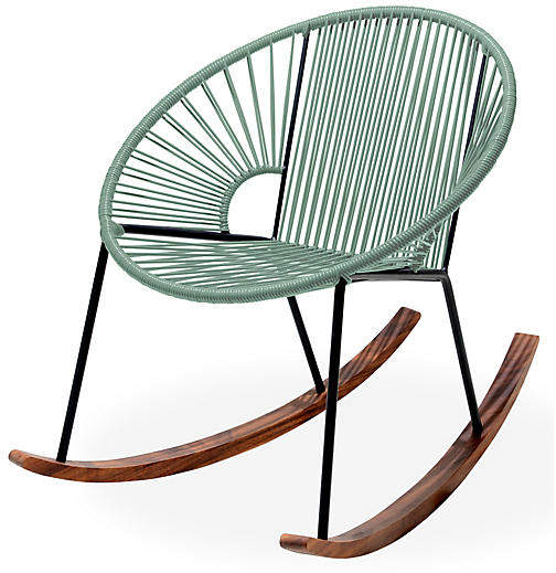 Remarkable Ixtapa Rocking Chair Olive Green Pdpeps Interior Chair Design Pdpepsorg