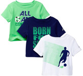 New Balance Graphic Tee - Set of 3 (Baby Boys)