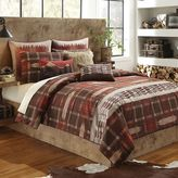 Croscill Wagner King Pillow Sham in Paprika