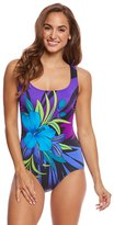 Longitude Pinata Scoopneck One Piece Swimsuit 8165485