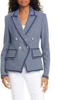 Veronica Beard Frisco Tweed Jacket