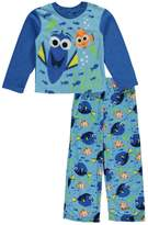 "Disney Finding Dory Big Boys' ""Friendly Fish"" 2-Piece Pajamas"
