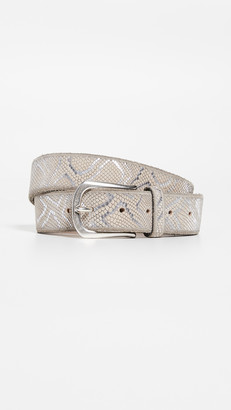 B. Belt Embossed Metallic Belt