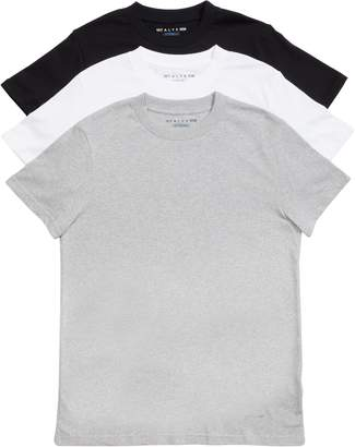 Alyx 3-Pack Logo T-Shirts