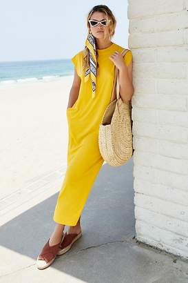 Free People Fp Beach All Day Long Midi T-Shirt Dress by FP Beach at