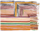 Missoni striped scarf - women - viscose/polyester/Polyimide - One Size