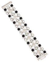 David Yurman Onyx & Diamond Renaissance Bracelet