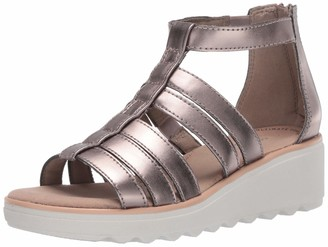 Clarks Women's Jillian Nina Wedge Sandal