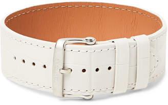 Tom Ford Timepieces Alligator Watch Strap