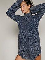 Free People Back To Back Sweater Mini