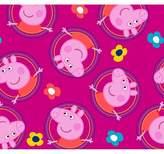 Peppa Pig Badges Fabric