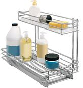 """Lynk Professional® 21"""" Roll-Out 2-Tier Under-the-Sink Organizer"""