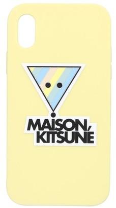 MAISON KITSUNÉ case for iPhone X