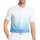 Izod Golf Ombre Short Sleeve Polo Shirt