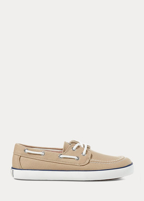 Ralph Lauren Sander Boat Shoe