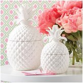 Twos Company Two's Company Pineapple Jars With Lid, Set of 2