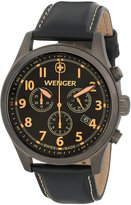 Wenger Men's 0543.104 Analog Display Swiss Quartz Watch