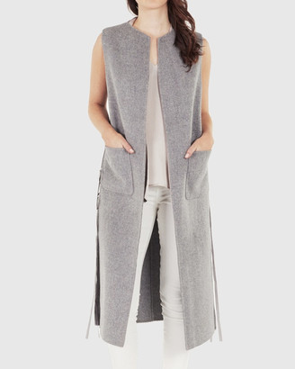 Amelius Taylor Wool Vest
