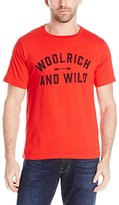 Woolrich Men's Hayes Run Graphic Tee