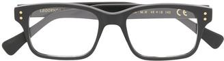 Epos Aidan square-frame glasses