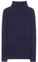 Diane von Furstenberg Sutton Merino Wool And Silk Turtleneck Sweater