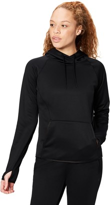 Core 10 Amazon Brand Women's Chill Out Fleece Hoodie (XS-XL Plus Size 1X-3X)