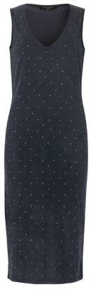 AllSaints Leigh Studded Dress