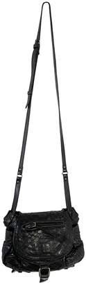 Jerome Dreyfuss Twee Mini Black Python Handbags