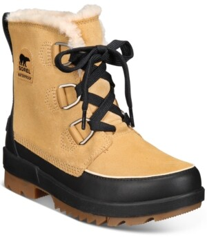Sorel Women's Tivoli Iv Lug Sole Boots Women's Shoes