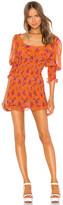 For Love & Lemons Peony Mini Dress