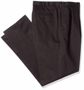 Savane Men's Pleated Performance Chino Pant
