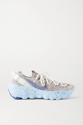 Nike Space Hippie 04 Space Waste Flyknit Sneakers - Beige
