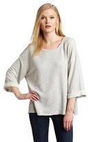 Nation LTD Women's Tuscany Scoop Neck Sweatshirt