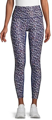 Wear It To Heart Leopard-Print Leggings