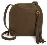 Hobo Nash Calfskin Leather Crossbody Bag - Green