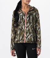 Nike Women's Impossibly Light Hooded Running Jacket