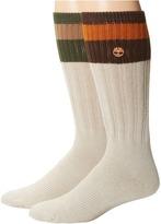 Timberland TM30877 Boot 2-Pair Pack Men's Crew Cut Socks Shoes
