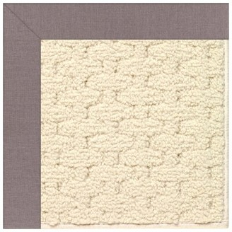 Longshore Tides Zeppelin Off White Indoor/Outdoor Area Rug Rug Size: Rectangle 9' x 12'