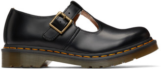Dr. Martens Black Polley Mary Jane Oxfords