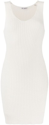 Our Legacy Ribbed Mini Dress