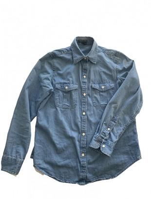 Lauren Ralph Lauren Blue Denim - Jeans Top for Women