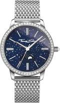 Thomas Sabo Women-Watch Glam Spirit Moonphase blue Analog Quarz WA0326-201-209-33 mm