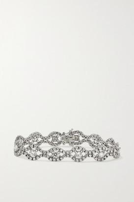 LORRAINE SCHWARTZ 18-karat White Gold Diamond Bracelet - one size
