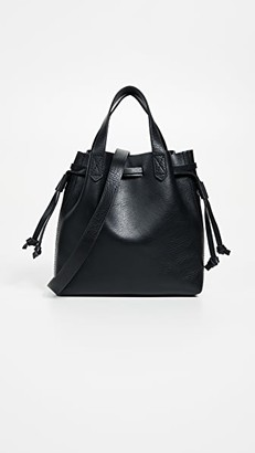 Madewell Mini Pocket Transport Tote Drawcord