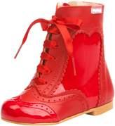 Angelitos Wingtip Brogue Boot