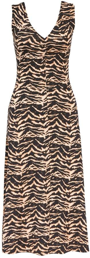 858178cdd0dd Zig Zag Print Dress - ShopStyle UK