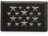 Jimmy Choo 'Belsize' cardholder - men - Calf Leather/Metal (Other) - One Size