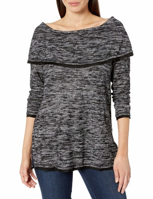 Democracy Women's Marilyn Tunic with Lace Back