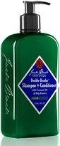 Jack Black Double-Header Shampoo+Conditioner, 16 oz.