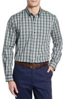 Cutter & Buck Davis Non-Iron Plaid Sport Shirt